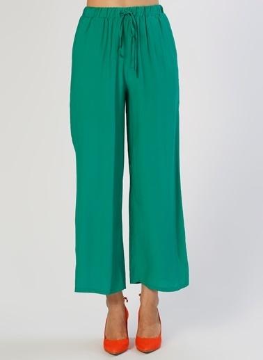Koton Koton Relax Fit Yeşil Pantolon Yeşil
